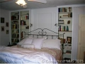 Master Bedroom with Built-Ins